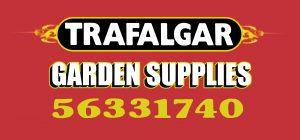 Traf Garden Supplies Logo
